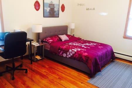Beautiful cozy one bedroom - Lakás