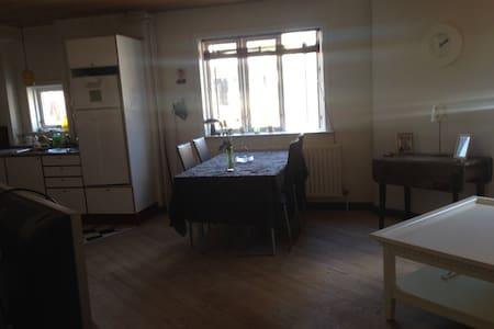Hyggelig lejlighed ved Odense havn - Odense - Apartment