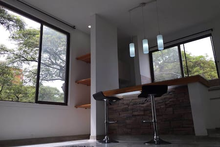 Perfectly Located Spacious 1BDR Apt - Cali - Wohnung