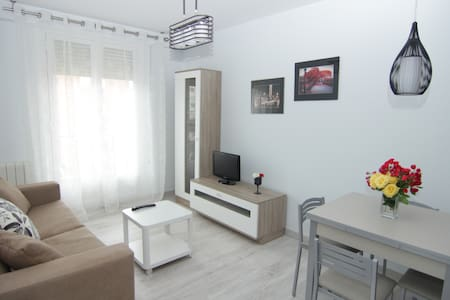 Apartamento centrico.Desayuno,WIFI,garage opcional - Logroño - Apartment