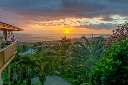 Fabulous views of the Kona Coast - Kailua-Kona