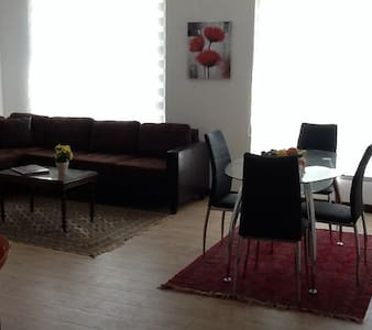 Lovely and flirt apt. Heart of Cochabamba. - Appartement