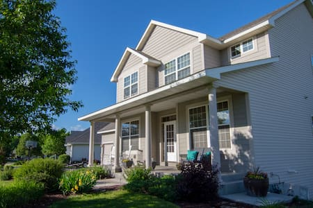 Beautiful Chaska Home - Chaska - Apartment