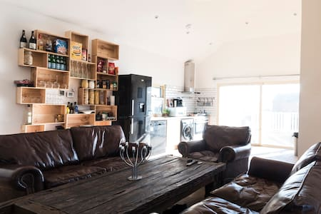 Cosy Cottage on the Beach - Wicklow - Bungalow