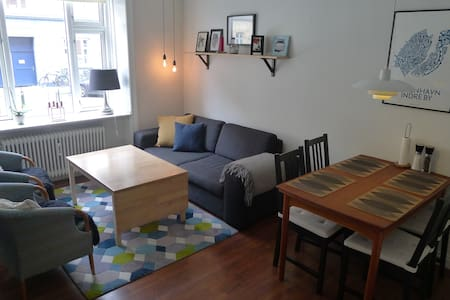 Apartment on Frederiksberg perfectly located - Frederiksberg - Apartment