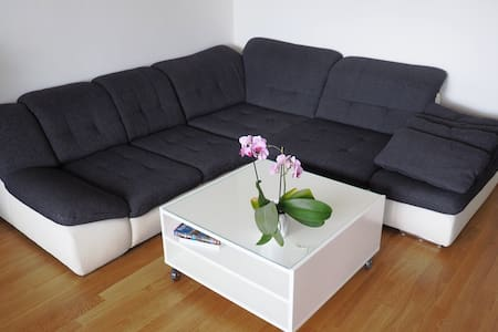 Your place in center of Basel - Wohnung