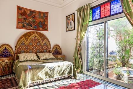 appartement meuble style petit riad - Fes