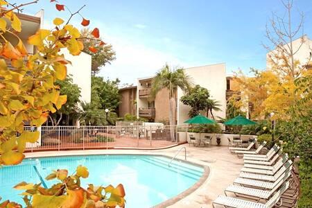 Excellent-value Condo in Convenient Hotel Circle - San Diego - Departamento