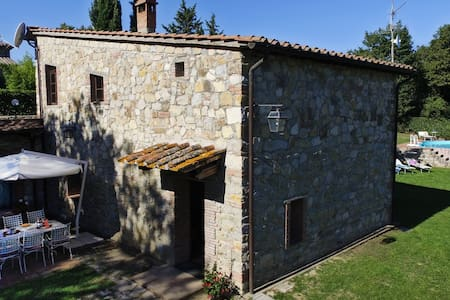 Villa PetrAlexa, private pool, panoramic views - Gaiole In Chianti - Villa