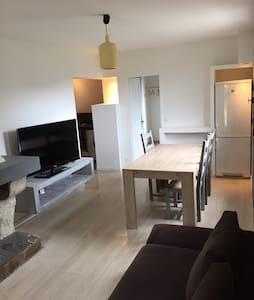 Maison T3 entre AJACCIO et CORTE - Lägenhet