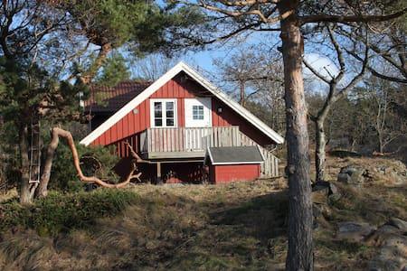 Sjønær solrik leilighet - Kongshavn - Apartment