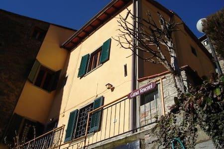 Tuscan Hillside Village House - Vellano - Haus