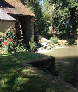Moulin de la ronce - Champrond