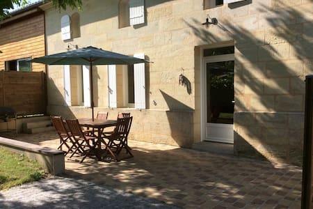Maison de campagne - Tizac-de-Lapouyade - Ev