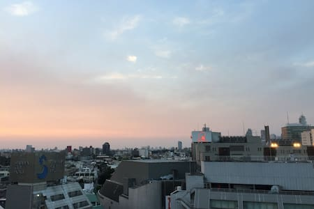 OPEN!Shibuya5min  Cozy Room FreeWif