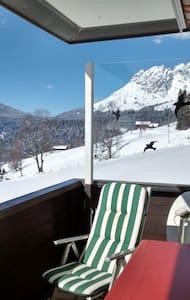 Ski Amadé ! 1200 Meter ü.M, voll in alpiner Sonne! - Mühlbach am Hochkönig