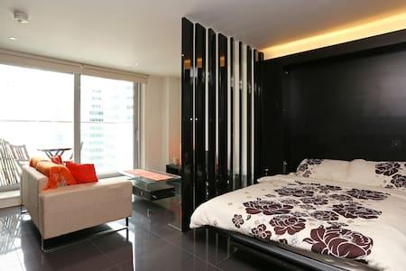 Studio flat on Canary Wharf - Lägenhet