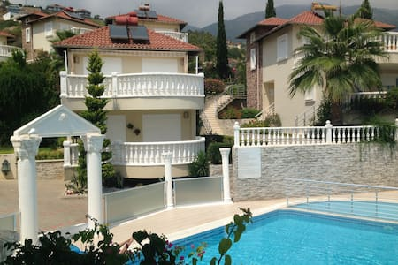 Luxury detached villa near Alanya City ! - Alanya - Villa