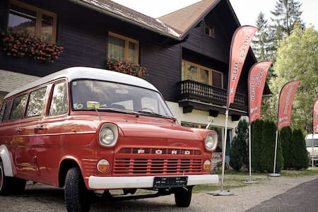 Adventure Home Palfau - Casa