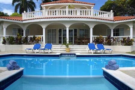 6 Bedroom Villa at Lifestyle Vacation Club - Puerto Plata