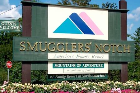 Smugglers' Notch 2Bd Wyndham Rental - Aug 6-13th - Apartament