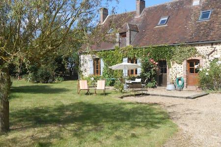 Gite de la Donnette - La Madeleine-Bouvet - House