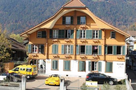 Eiger Apartment - Wohnung