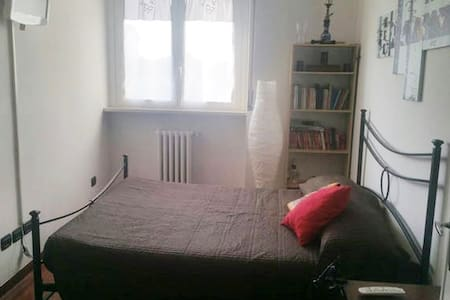 metro terminus (red Line), double room with wifi - Milano - Apartment