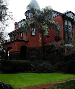 The Baldwin Mansion