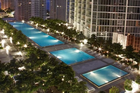 A gorgeous appartment @IconBrickell - Apartamento