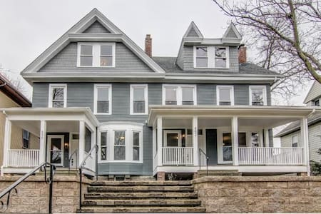Beautiful Three-Story Home in Crocus Hill - Saint Paul