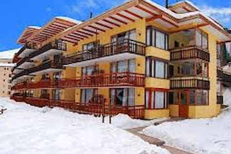 Grate Ski, appartament close to the ski couses. - Farellones - Appartement