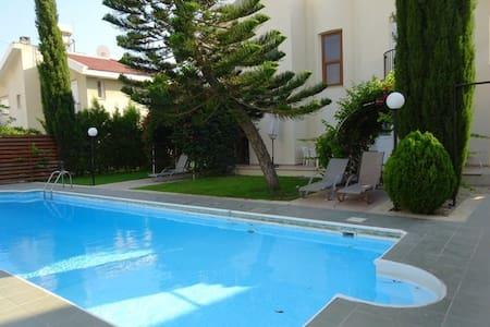 Дом возле моря - Agios Athanasios - Casa de camp