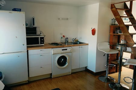 Studio close to Paris - RER station Laplace - Appartement