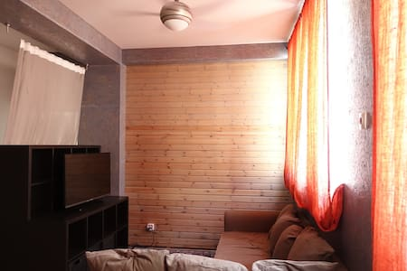 Уютные апартаменты-студио со всеми удобствами - Apartment