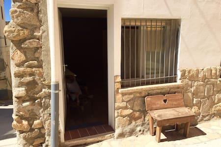 Apartamento rural con Chimenea. - Camarasa - Lejlighed