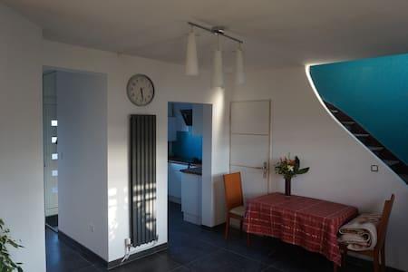 une chambre cosy près de transports & de la nature - Villeneuve-d'Ascq
