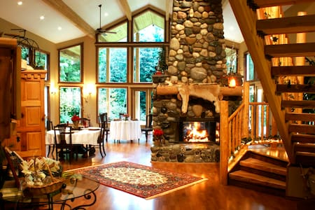 Arlingtons River Rock Inn B&B and Spa - Szoba reggelivel