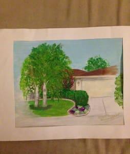 Conveniently located artist's abode - Sacramento - Ev