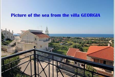 VILLA GEORGIA - Lakithra - Villa
