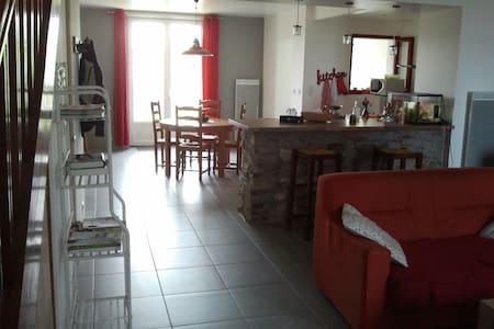 Chambre chez l habitant + petit déjeuner - Vallet - House