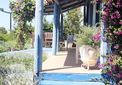 Casa Menina do Mar - Praia do Carvalhal - Carvalhal - Haus