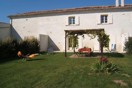 Domaine de Chez Brandon - Saint-Sulpice-de-Cognac - Haus