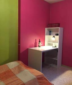 Chambre magnifique! Centre ville - Condominium