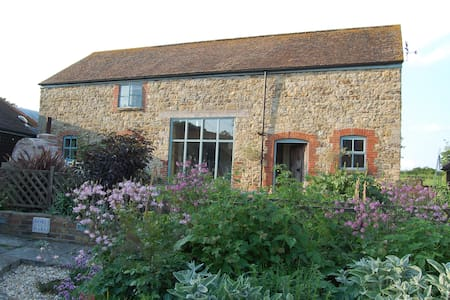 Luxury country Barn conversion near Yeovil - Bed & Breakfast