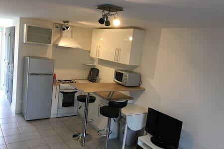 Beau T2 indépendant entre Amboise et Chenonceau - Apartment