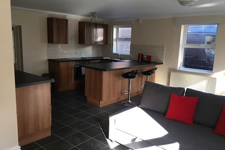 Self contained modern ground floor apartment/annex - Southampton