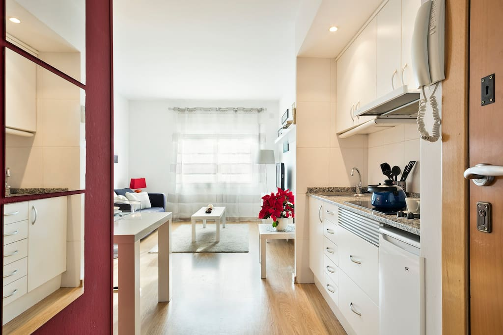 Catalunya Apartment for 4 people