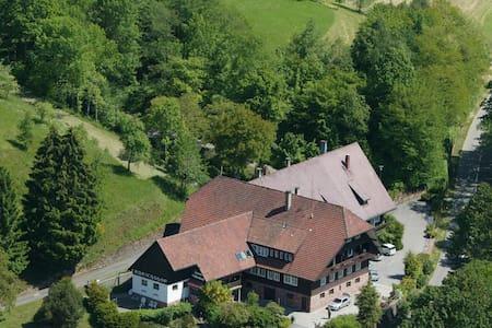 Original Schwarzwaldhof - Oppenau-Löcherberg