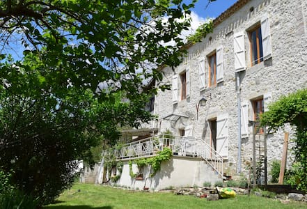 Beautiful traditional country house - Montesquieu